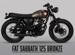 Mutt Fat Sabbath Bronze Limited Edition