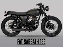 Mutt Fat Sabbath 125