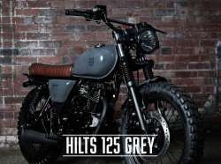 Mutt Hilts 125 Grey